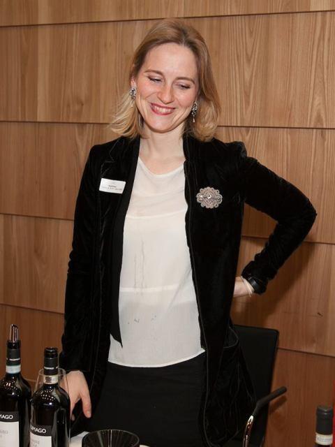 Camilla Rossi Chauvenet of the Massimago estate