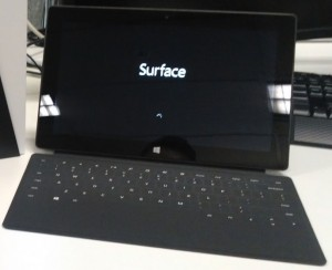 Microsoft Surface Professional