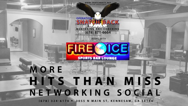 Operation Snatch Back networking social