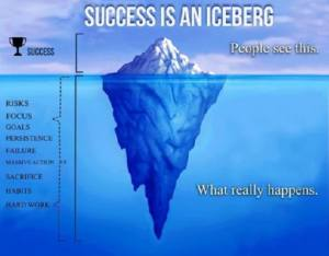 Operation Snatch Back...sucess-is-an-iceberg