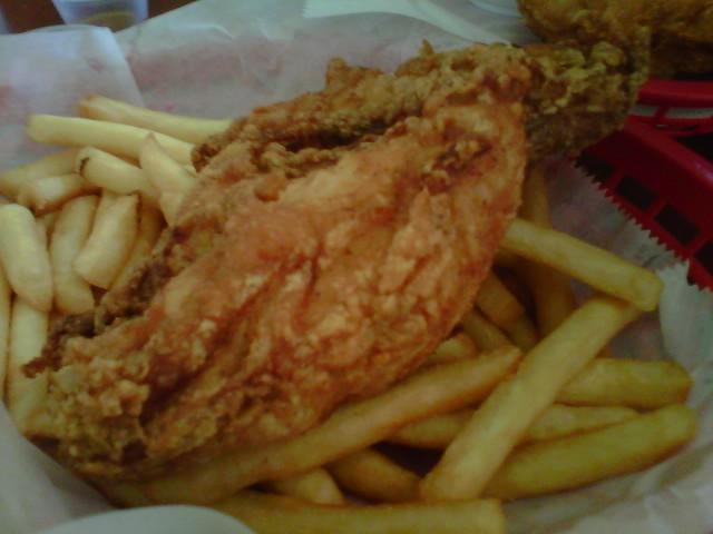 Cousin's Tasty Chicken! (2/3)
