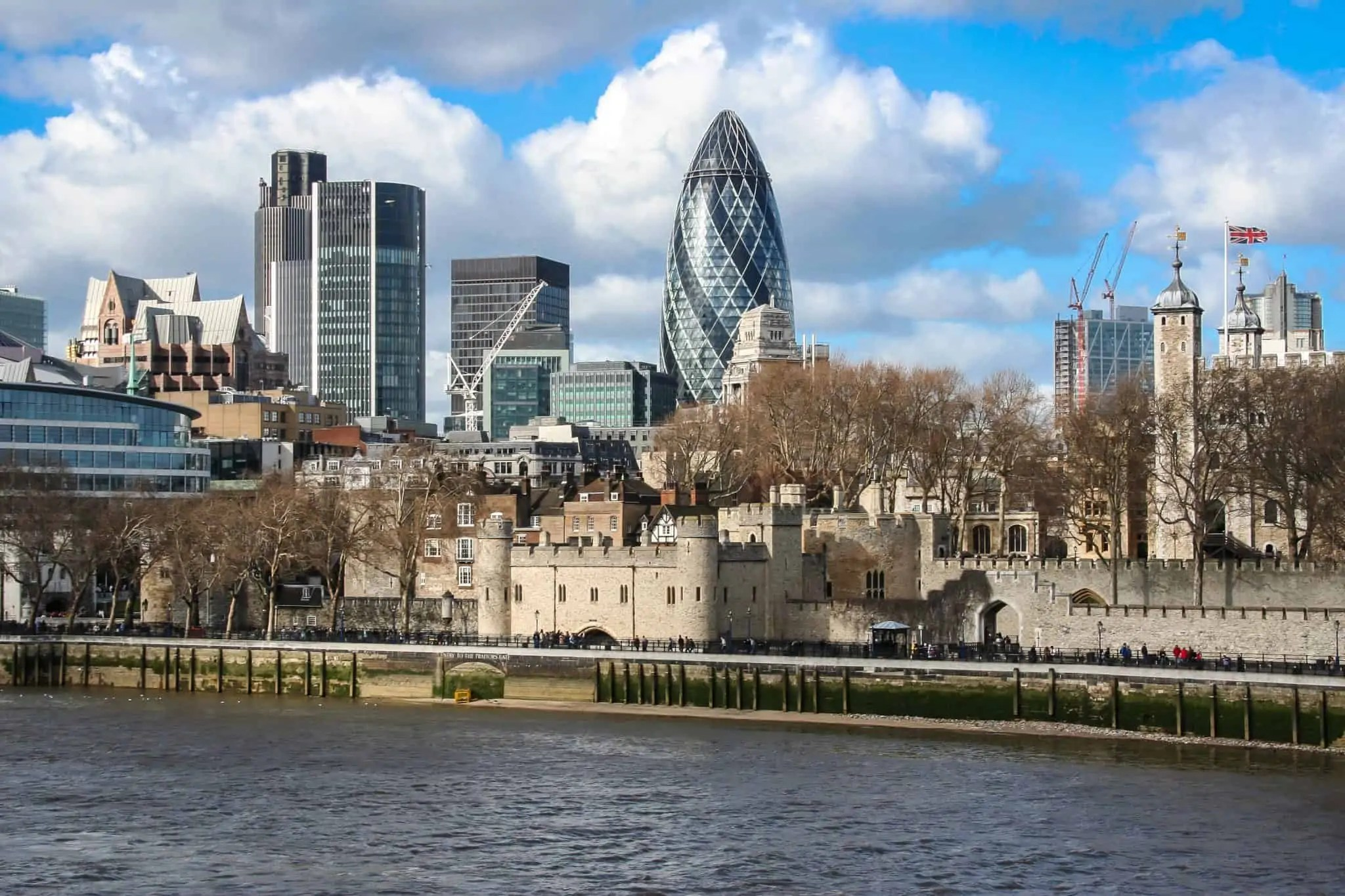 Visit The Fascinating Tower of London
