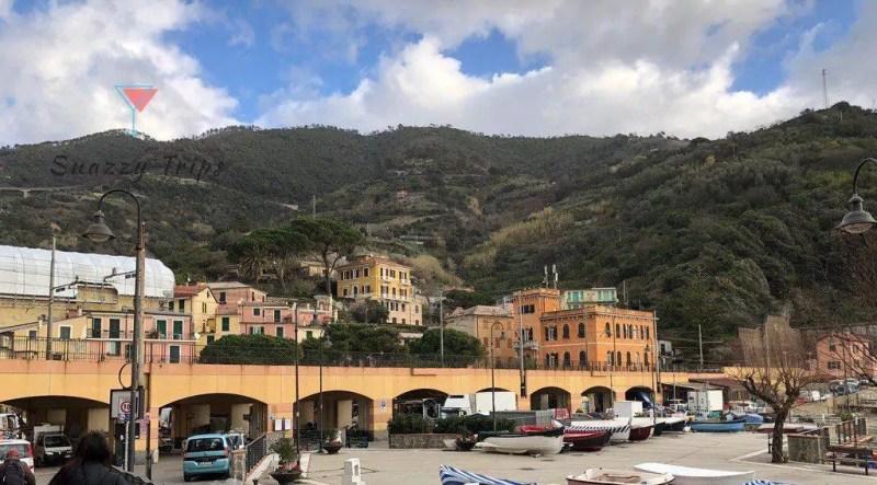 Monterosso is a seaside resort.
