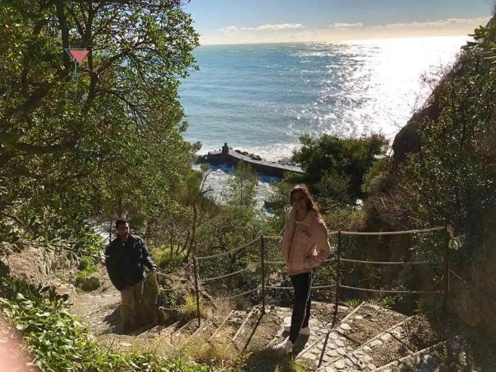 Monterosso al Mare is a seaside resort