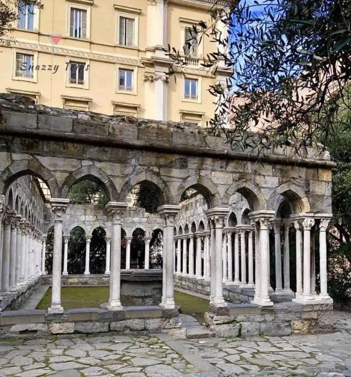 Visit Genoa Italy