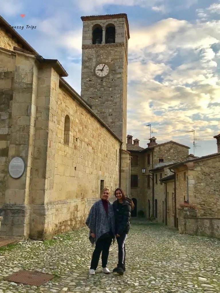 Vigoleno Castle Italy 10 Snazzy Trips