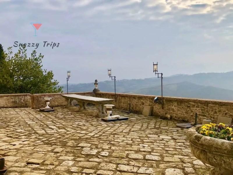 Vigoleno Castle Italy 11 Snazzy Trips