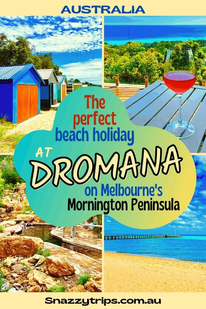The perfect beach holiday at Dromana on Melbournes Mornington Peninsula Australia Snazzy Trips