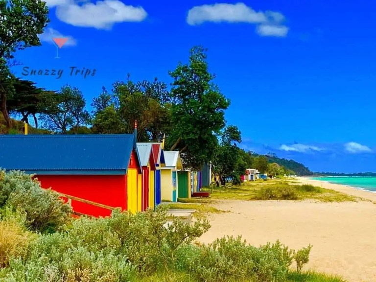 Melbourne Beach Holiday at Dromana