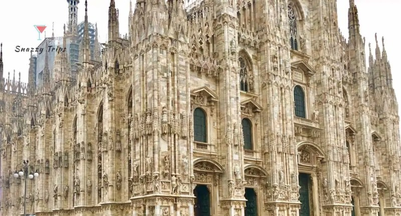 Milan's most historic sites
