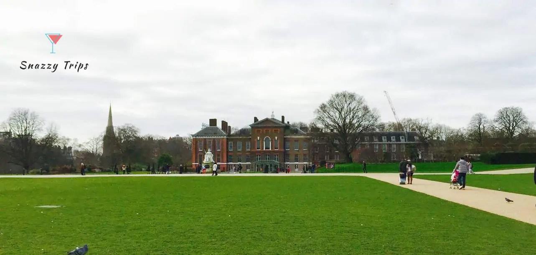 See Kensington Palace