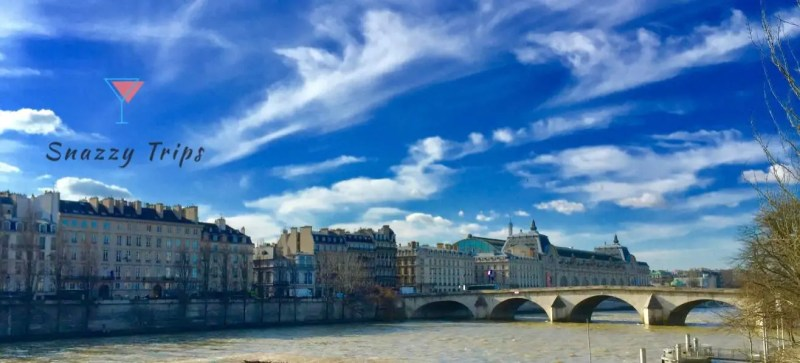Best Of Paris And The River Seine