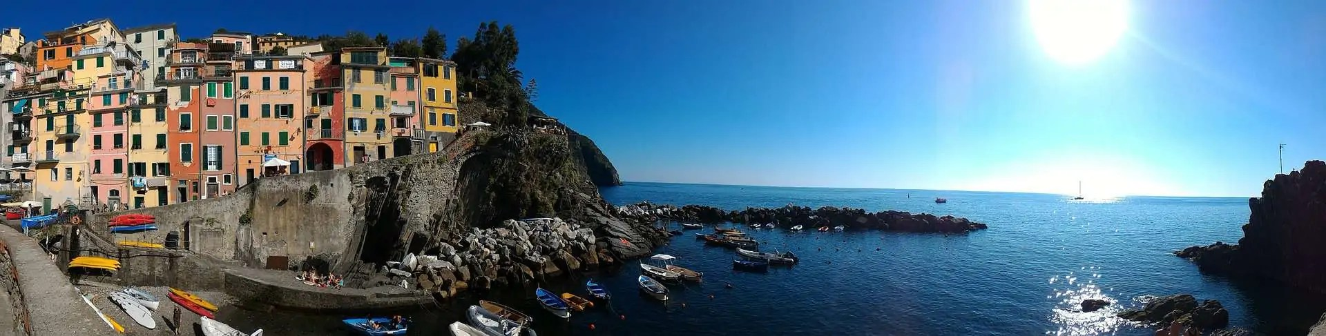 Quick Guide to Cinqueterre