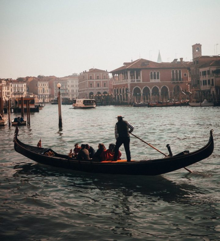 Venice and the gondola