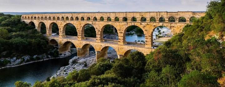 Pont du Gard BLS Snazzy Trips