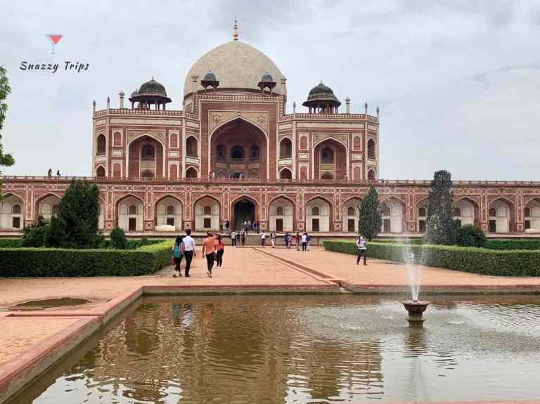 Epic Delhi In A Day Tour