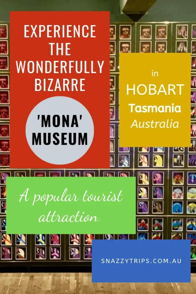 Mona Museum in Hobart Australia