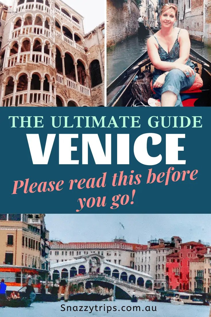 ultimate guide to venice