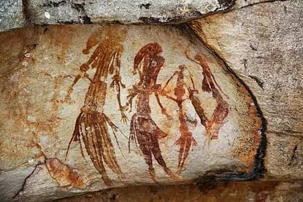 440px Bradshaw rock paintings Snazzy Trips
