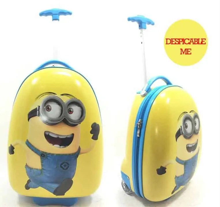 despicable me case Snazzy Trips