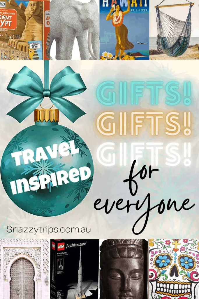 Awesome travel inspired gifts for everyone