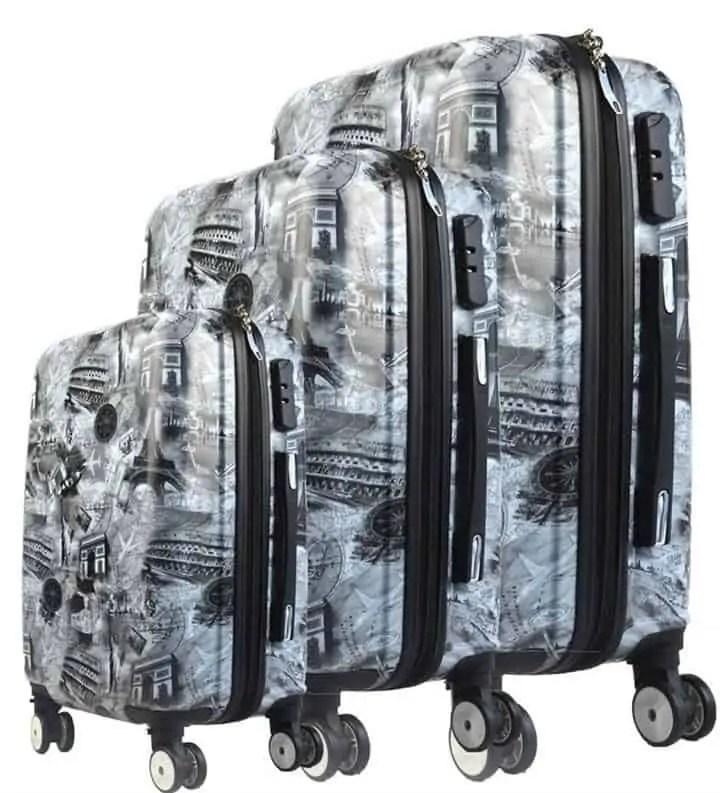 paris suitcases e1603329013592 Snazzy Trips