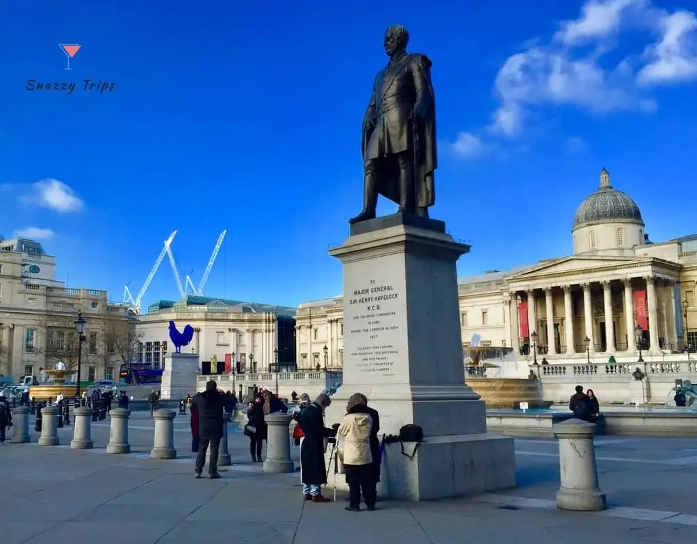 Reasons To Visit London's Famous Trafalgar Square
