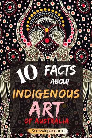 facts about Aboriginal Art