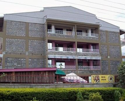 Whirlspring Hotel Kisumu