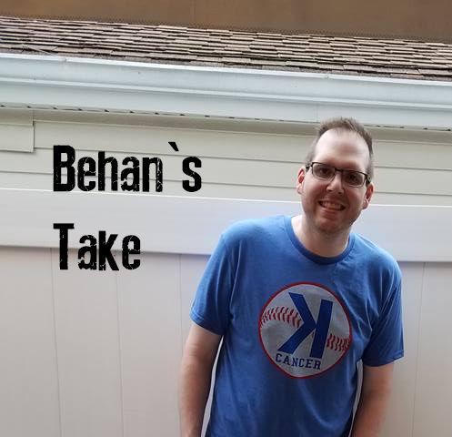 Behan's Take: Welcome to The SNDBLOG.com