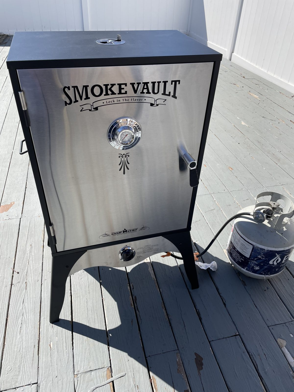 1st Smoking of the Season