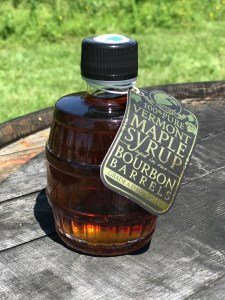 Bourbon Barrel Aged Maple Syrup 200 mL