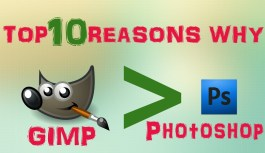 10 Reasons GIMP is Better Than Photoshop