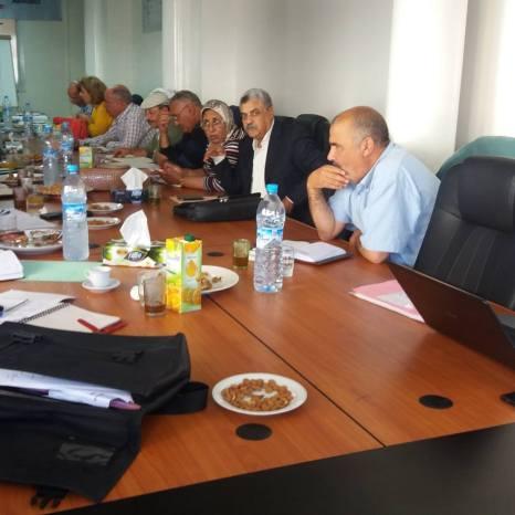 اجتماع المكتب الوطني للنقابة الوطنية للتعليم (فدش) 20/10/2015