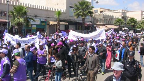 1er Mai 2017 FDT Oujda (275)