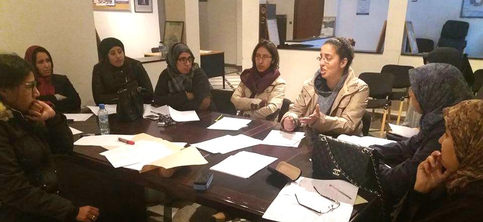 دورة تكوينية لفائدة نساء ورجال التعليم بسطات