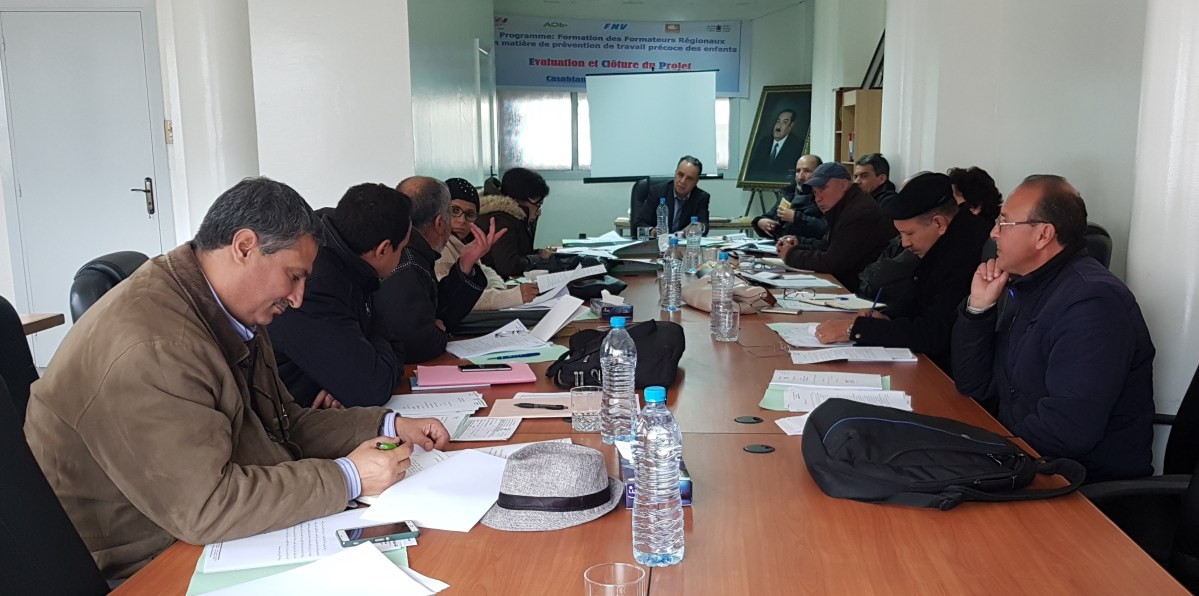 في لقائه بوزير التربية الوطنية، المكتب الوطني يطالب الوزارة والحكومة بتنفيذ حل كل الملفات المطروحة