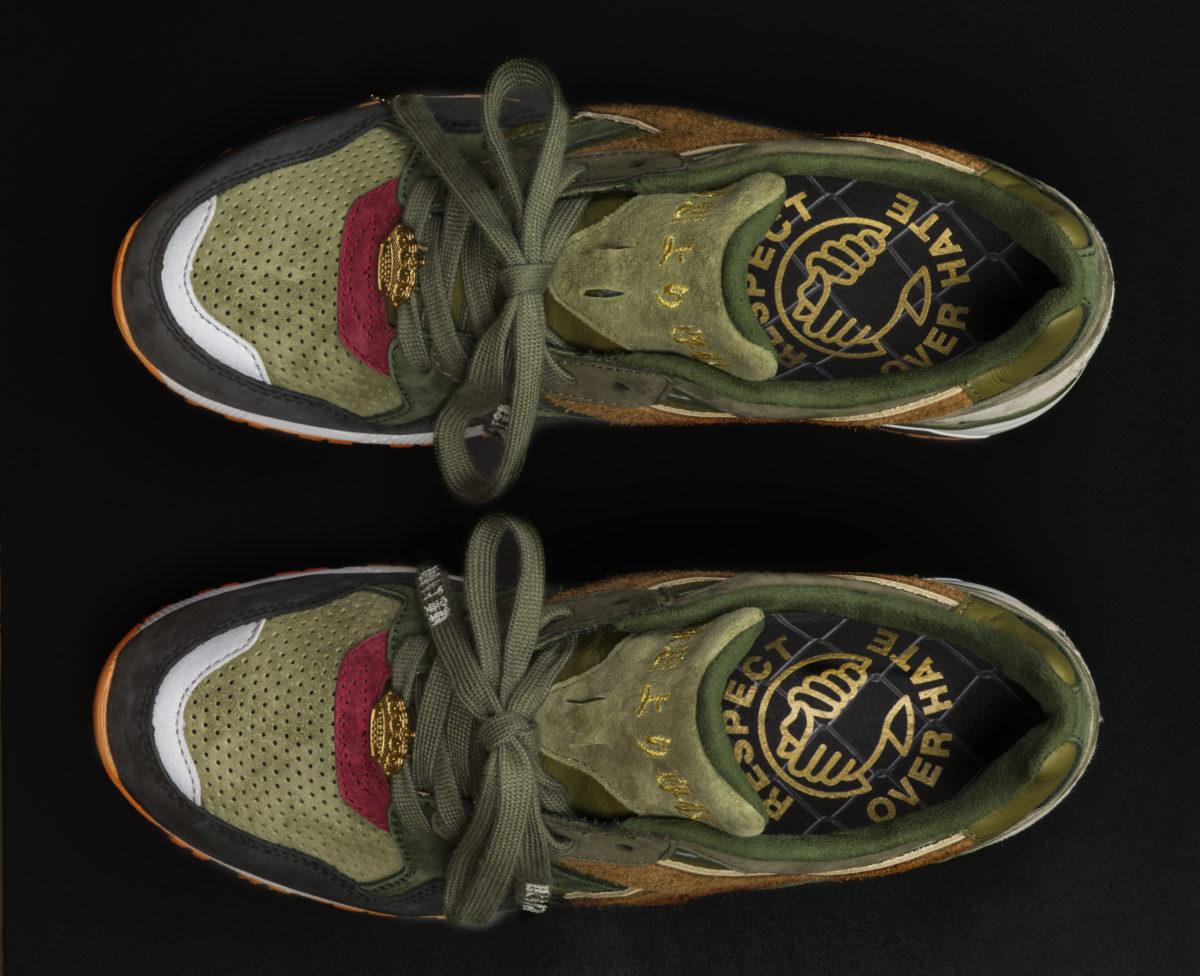 Mighty Crown、mita sneakers