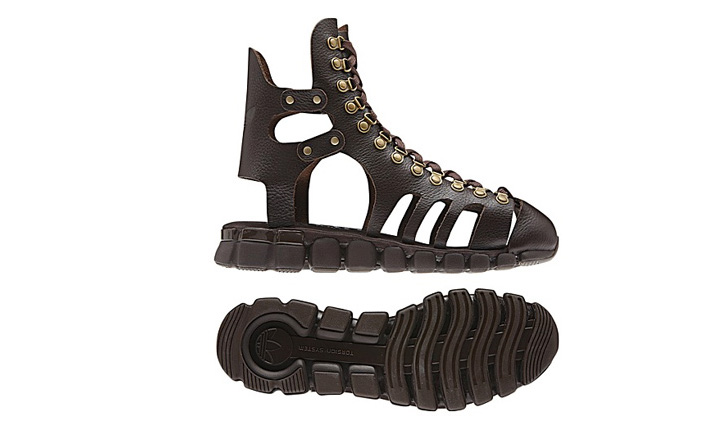 Photo02 - ADIDAS x JEREMY SCOTT MEGA FLEX SANDAL