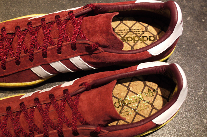 "Photo06 - adidas Originals for mita sneakers CP 80s MITA ""JAPAN EXCLUSIVE"""