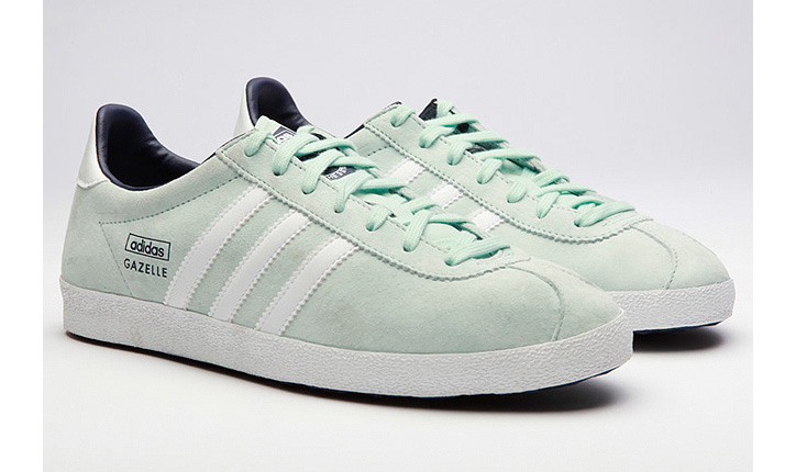 Photo02 - ADIDAS ORIGINALS GAZELLES THE ICE CREAM PACK