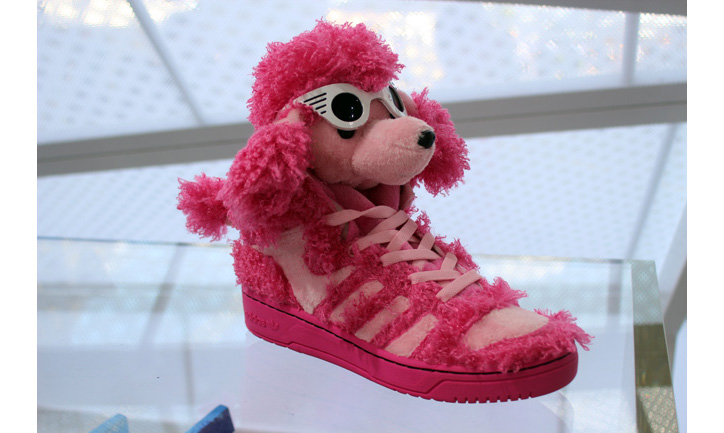 Photo01 - adidas Originals by Jeremy Scott 2013 Spring/Summer Pink Poodle