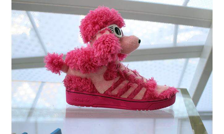 Photo02 - adidas Originals by Jeremy Scott 2013 Spring/Summer Pink Poodle