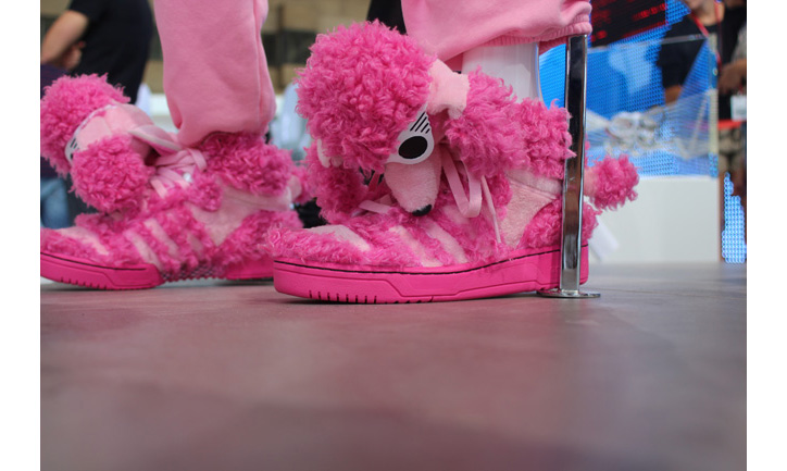 Photo04 - adidas Originals by Jeremy Scott 2013 Spring/Summer Pink Poodle