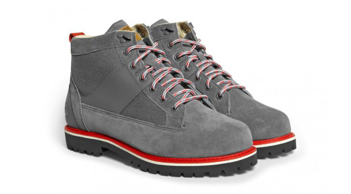Photo01 - Ransom by adidas Originals Army Alpine Boot