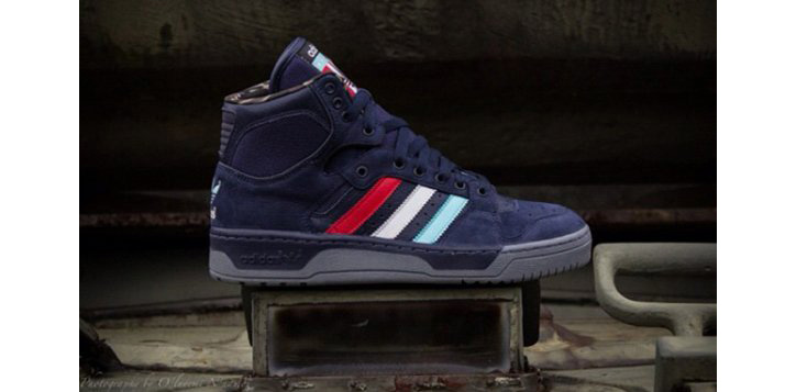 "Photo01 - Packer Shoes x adidas Conductor Hi ""New Jersey Americans"""