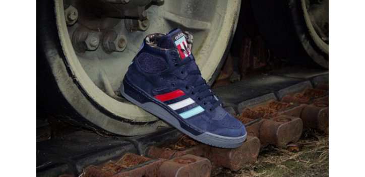 "Photo02 - Packer Shoes x adidas Conductor Hi ""New Jersey Americans"""