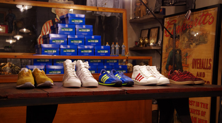 Photo01 - A-1 CLOTHING 真柄氏に「adidas Collectors Project」についてインタビュー