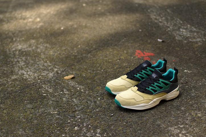 Photo04 - adidas Originals for mita sneakers TORSION ALLEGRA MITAの特集ページを公開