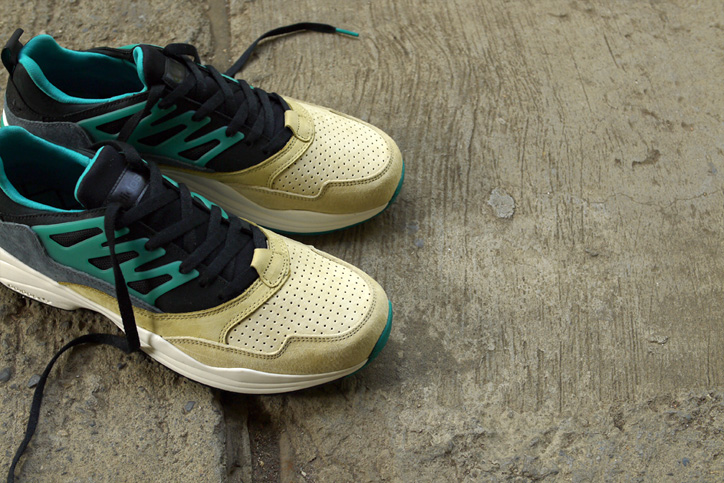 Photo06 - adidas Originals for mita sneakers TORSION ALLEGRA MITAの特集ページを公開